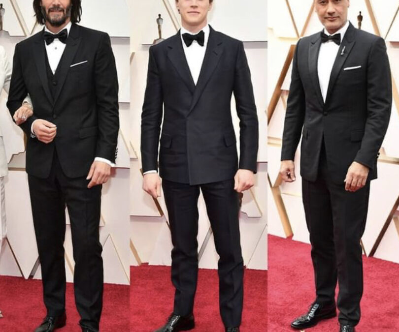 Rian Taylor explains the best fabrics for suits on the red carpet