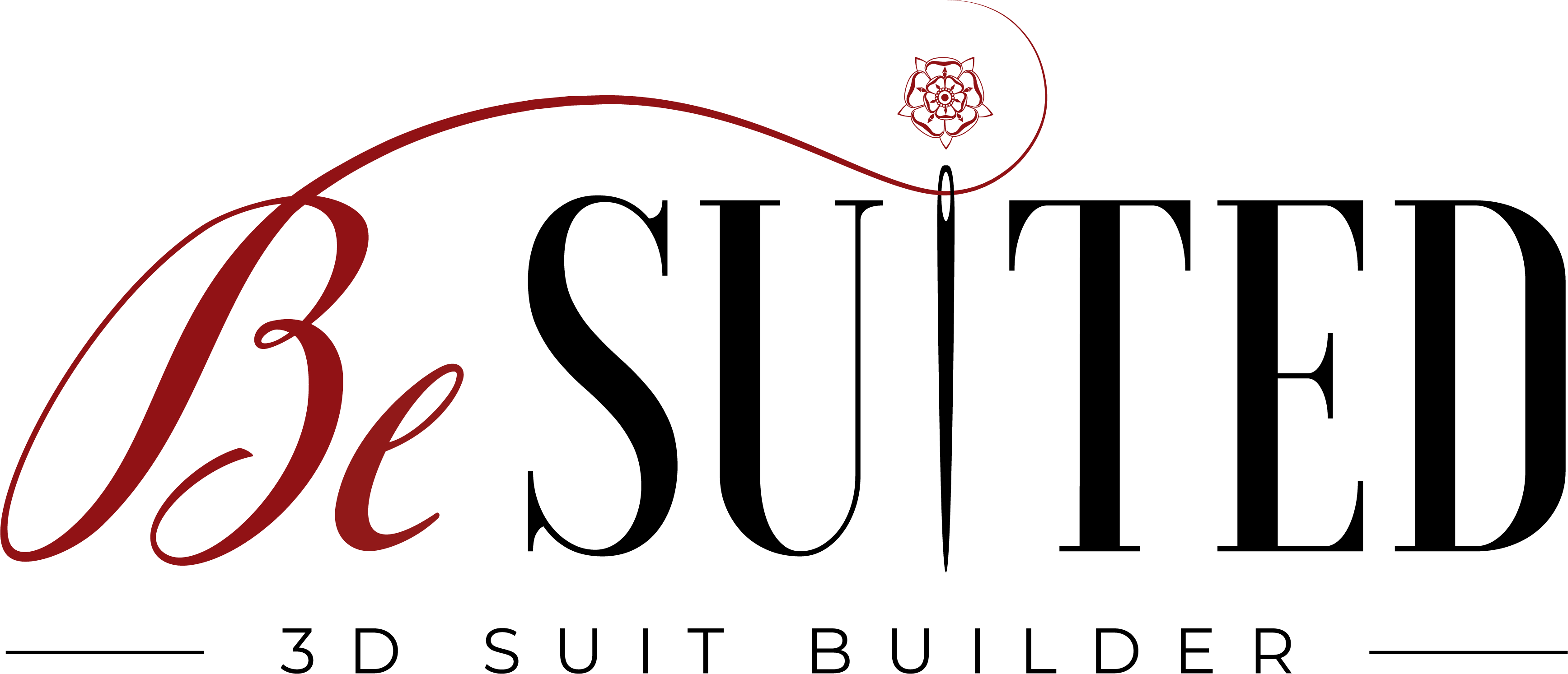 BeSuited 3D Suit Builder Logo